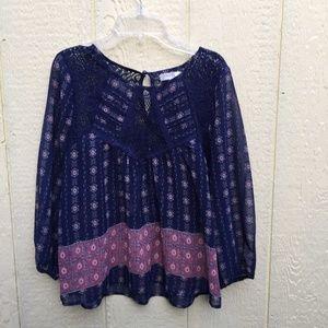 Love Fire Women's Crochet top
